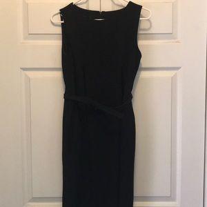 Ann Klein black dress